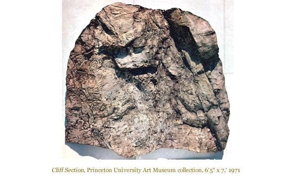 modern museum cliff